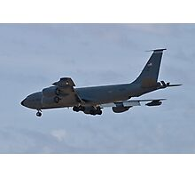Side view of the KC-135 Stratotanker Photographic Print