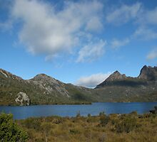 Peace at Lake Dove - Cradle Mountain National Park by SuziTC