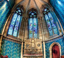 Chapel of St Thomas Aquinas • St Patrick's Cathedral • Melbourne by William Bullimore