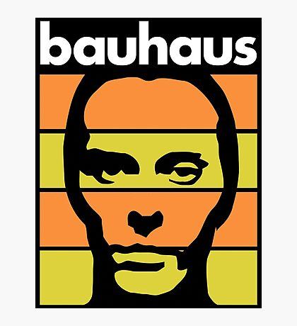 Bauhaus Photographic Print
