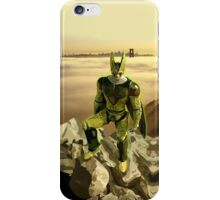 Cyborg Cell Perfect Form iPhone Case/Skin