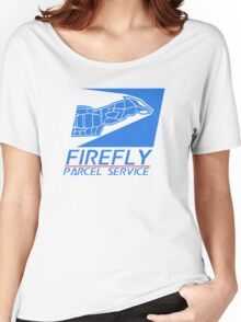 Firefly Parcel Service Women's Relaxed Fit T-Shirt