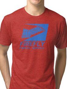 Firefly Parcel Service Tri-blend T-Shirt