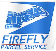 Firefly Parcel Service Poster