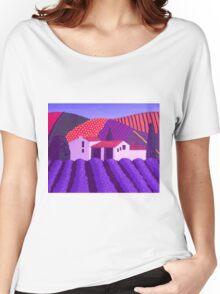 Lavender's er...........Mauve Women's Relaxed Fit T-Shirt
