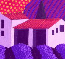 Lavender's er...........Mauve Sticker