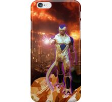 Aliens Frieza Perfect Form iPhone Case/Skin