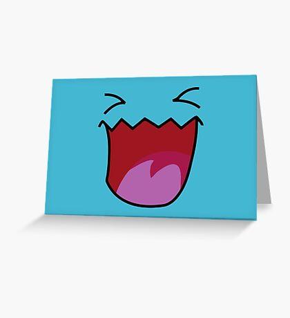 Wobbuffet Greeting Card