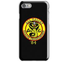 The Cobra Kai Karate Clan iPhone Case/Skin