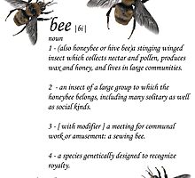Definition of a Bee - Jupiter Ascending by LordKeegan