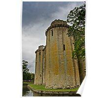 Nunney Castle,Somerset Poster