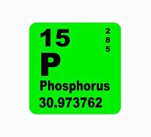 Phosphorus Periodic Table of Elements Unisex T-Shirt