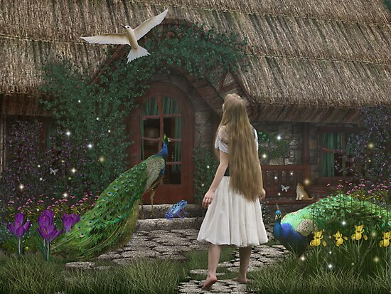 The Enchanted Cottage... by michellerena