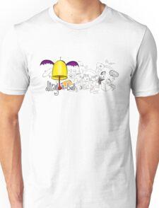 Drawings Unisex T-Shirt