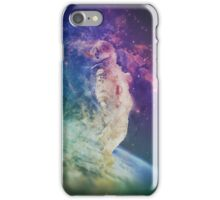 Psychedelic Astronaut iPhone Case/Skin