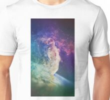 Psychedelic Astronaut Unisex T-Shirt