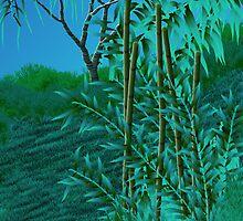 Tropical Twilight by Sandra Chung
