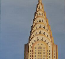 Chrysler Building by SlicerArt