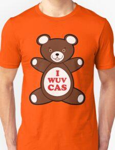 I Wuv Cas T-Shirt
