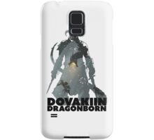 Dovakiin/Dragonborn Art Decal Samsung Galaxy Case/Skin