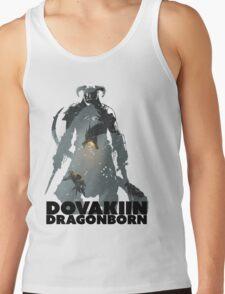 Dovakiin/Dragonborn Art Decal Tank Top