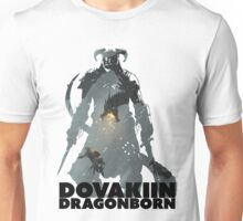Dovakiin/Dragonborn Art Decal Unisex T-Shirt