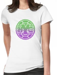 Turtles - NYC Womens Fitted T-Shirt
