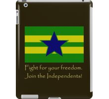 Firefly- Independents iPad Case/Skin