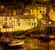 More Polperro by ajgosling