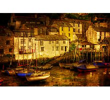 More Polperro Photographic Print