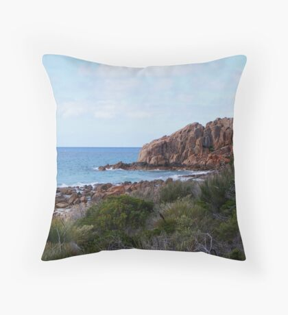 Castle Rock 2 - Western Australia Throw Pillow