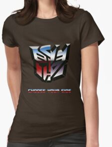Transformers- Autobot/Decepticon Womens Fitted T-Shirt