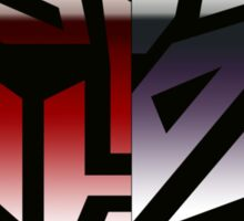 Transformers- Autobot/Decepticon Sticker