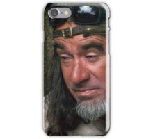 Goatee Man iPhone Case/Skin