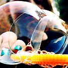 Im forever blowing bubbles by Merice  Ewart-Marshall - LFA