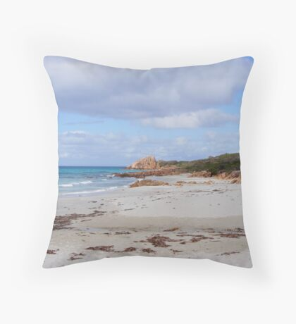 Castle Rock 4 - Western Australia Throw Pillow