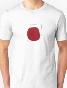 square...red T-Shirt