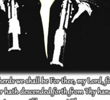 Boondock Saints Sticker