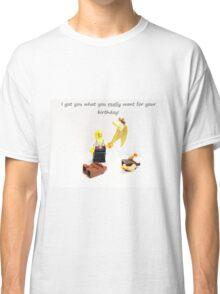 Best Birthday Present Ever Classic T-Shirt
