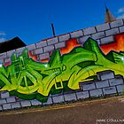 Graffiti(MOBE) by JamieOSullivan