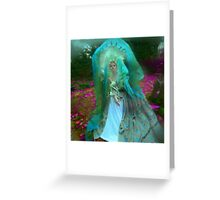 THE ELVEN QUEEN Greeting Card