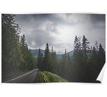 The Mountain Road to Slovakia Poster