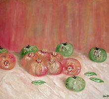 (Tony's) Apples & Pomegranates  by daniels