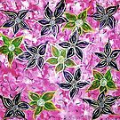 Flower Power by LESLEY B