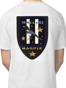 A Crest for Newcastle Magpie's Classic T-Shirt