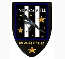 A Crest for Newcastle Magpie's Unisex T-Shirt