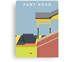 Punt Road Canvas Print
