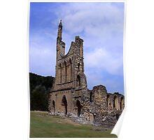 Byland Abbey #6 Poster