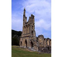 Byland Abbey #6 Photographic Print