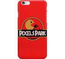 Pixels Park iPhone Case/Skin